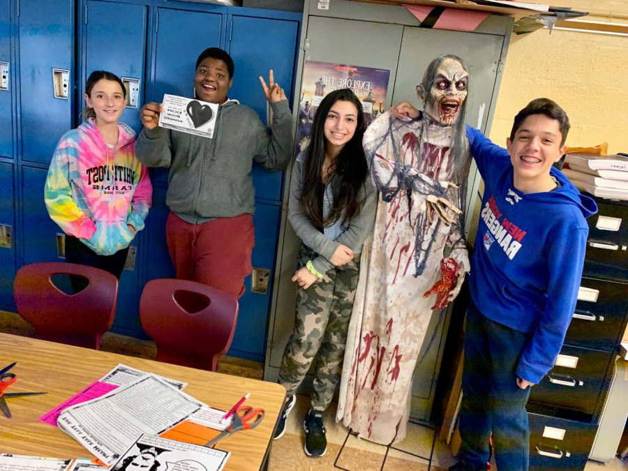 Ms.+Dillon+and+Ms.+Garschina+did+an+Escape+Room+on+Edgar+Allan+Poe%E2%80%99s+story+%E2%80%9CThe+Tell-Tale+Heart%E2%80%9D+with+our+8th+grade+students.